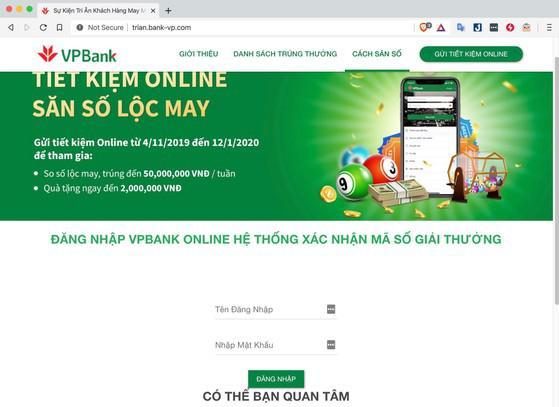 cách để tránh bị mất tiền ngân hàng trên internet