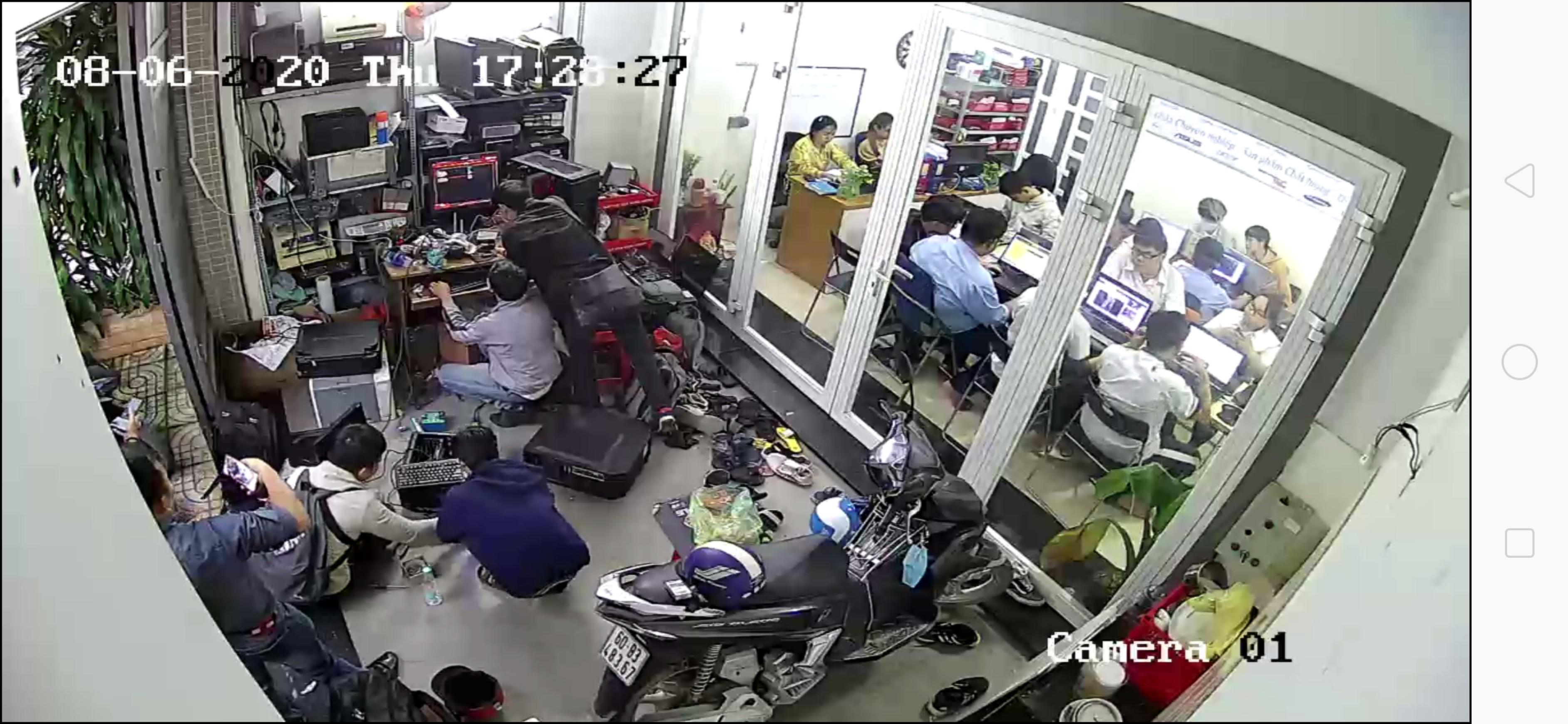 Công Ty Dịch Vụ Bảo Trì Máy Tính Tận Nơi Huyện Hóc Môn Uy Tín Nhanh