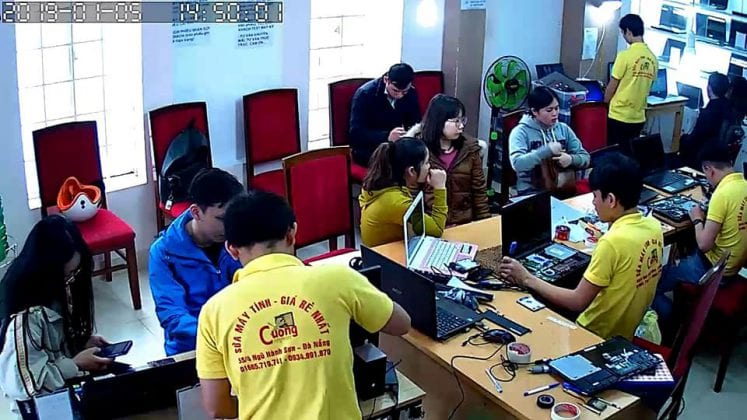 Công Ty Dịch Vụ Thay Bàn Phím LapTop Tại Nhà Tận Nơi TPHCM Nhanh Uy Tín