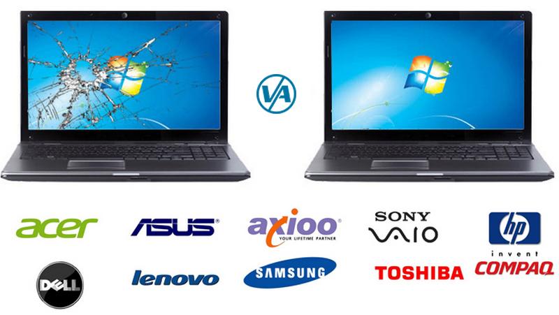 Đơn Vị Dịch Vụ Thay Màn Hình Laptop Tại Nhà Tận Nơi Quận Gò Vấp Nhanh Uy Tín