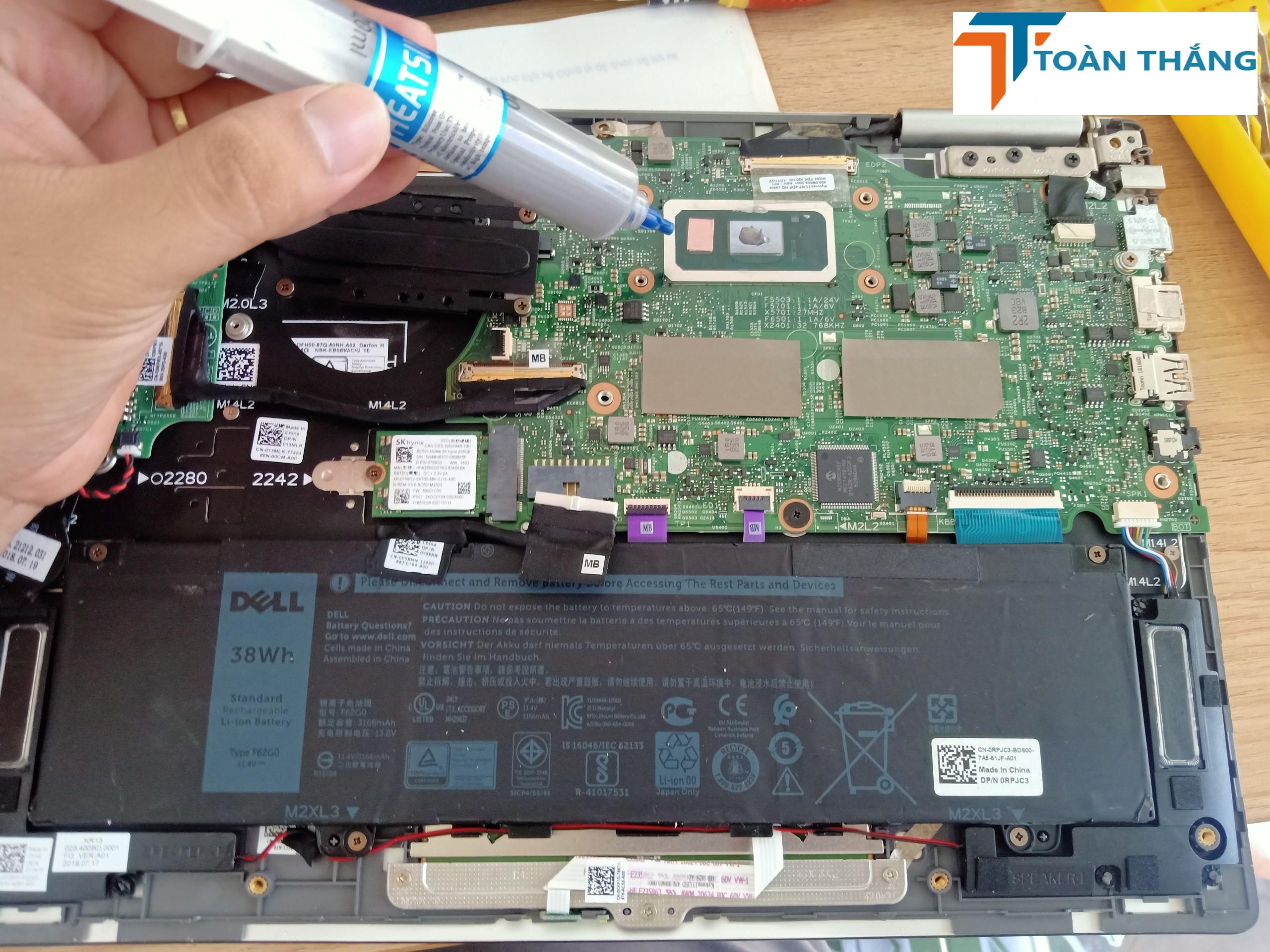 Công Ty Dịch Vụ Vệ Sinh Laptop Tận Nơi Quận 7 Uy Tín Nhanh