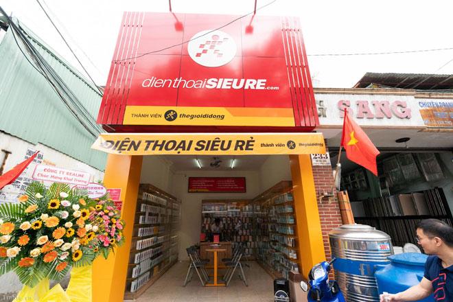 Hệ thống Điện Thoại Siêu Rẻ sắp mở thêm 15 cửa hàng tại TP. HCM
