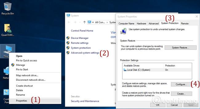 Hướng dẫn cách khắc phục Windows  10 tăng tốc nhanh hơn