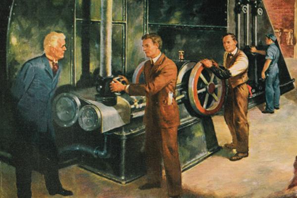 Lịch sử ra đời hình thành và phát triển của máy điều hoà mà ngày nay chúng ta sử dụng