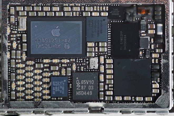 Nhà máy sản xuất chip iPhone bị virus tấn công